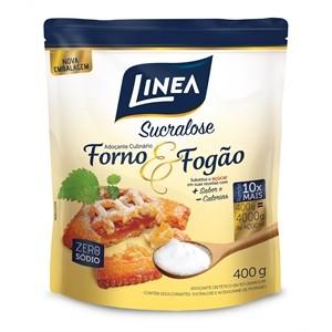 Adoçante Culinário em Pó Para Forno e Fogão Linea  400g