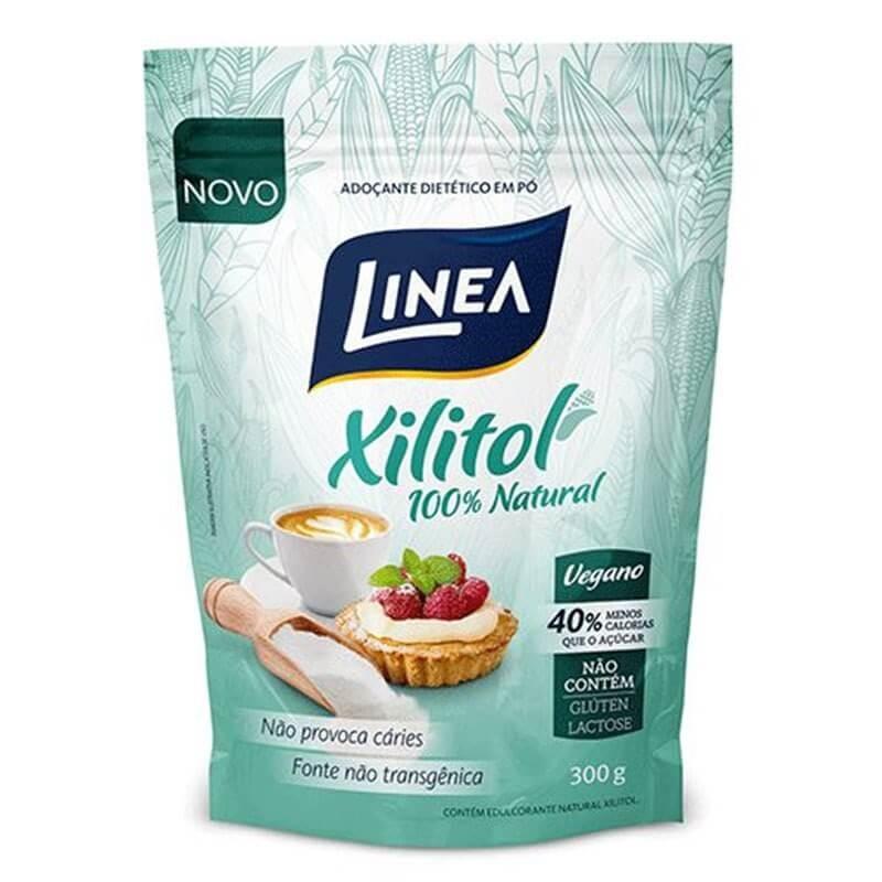 Adoçante Natural Xilitol Linea 300g