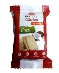 Biscoito de Coco Sem Adição de Açúcar Belfar 28g