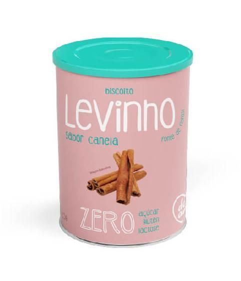 Biscoito Zero Açúcar Canela Levinho Doce Amor 25g