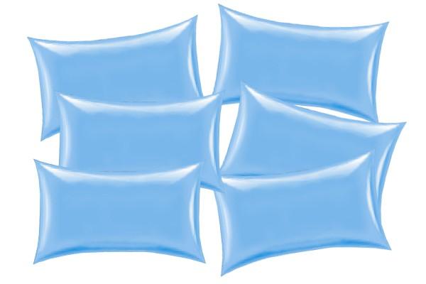 Gelo Reciclável | Pacote com 6 Gelos de 45g cada