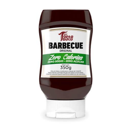 Molho Zero Açúcar Barbecue Mrs Taste 350g