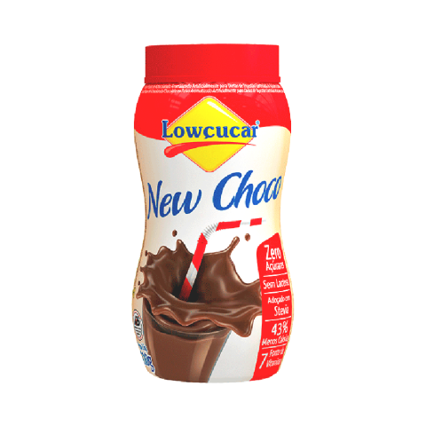 Achocolatado Diet New Choco Lowçucar 210g