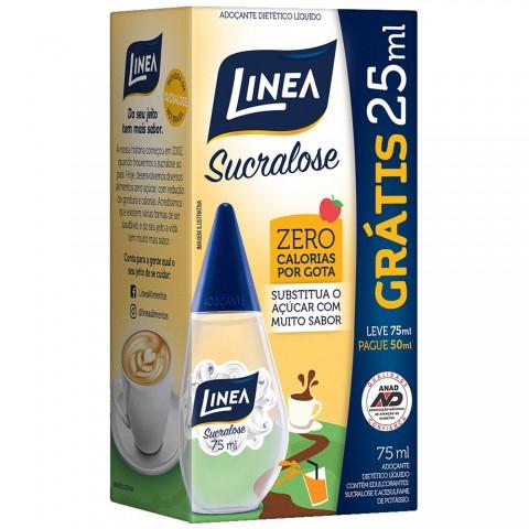 Adoçante Linea Sucralose 75mL