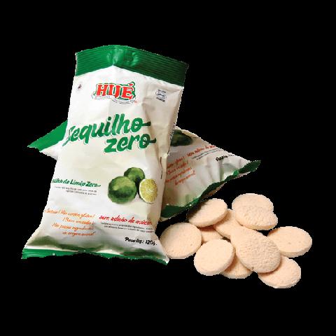 Biscoito Zero Adição de Açúcar Limão Hué 120g