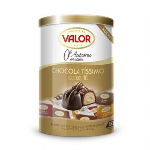 Bombons Zero Adição de Açúcar Sabores Sortidos Chocolatíssimo Valor 200g