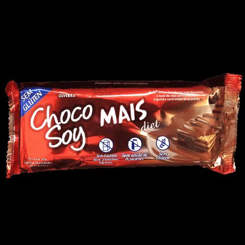 Choco Soy Mais Diet Olvebra 69g