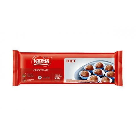 Chocolate Diet Culinário Nestlé 500g