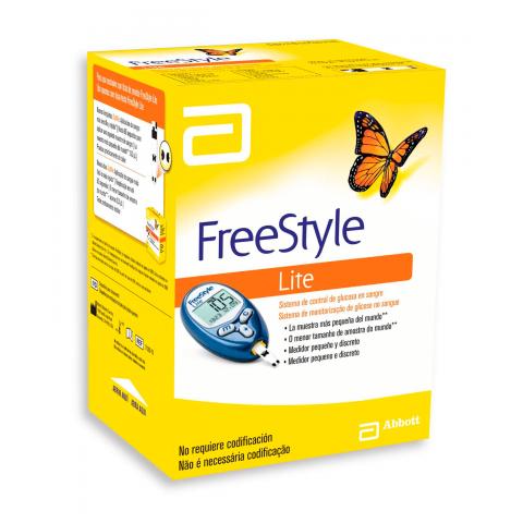 Medidor de Glicose FreeStyle Lite Abbott