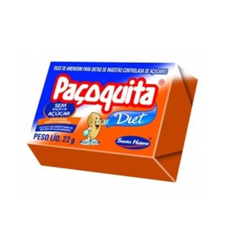 Paçoquita Diet Quadrada 22g