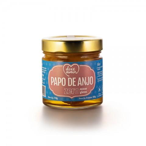 Papo de Anjo Zero Açúcar Doce Amor 210g