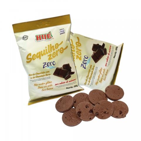 Biscoito Zero Adição de Açúcar Chocolate Hué 120g