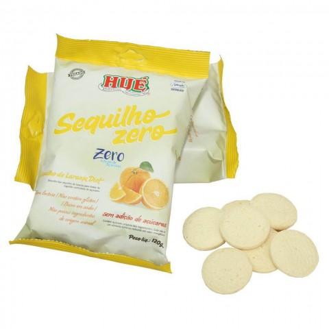Biscoito Zero Adição de Açúcar Laranja Hué 120g