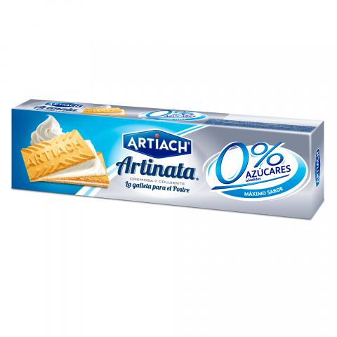 Wafle Zero Adição de Açúcar Artinata Artiach 175g