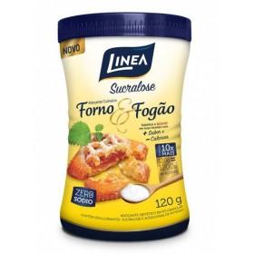 Adoçante Culinário em Pó Para Forno e Fogão Linea 120g