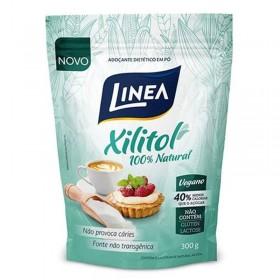 Adoçante Natural Xilitol Vegano Linea 300g
