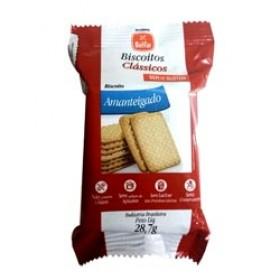 Biscoito Amanteigado Sem Adição de Açúcar Belfar 28,7g