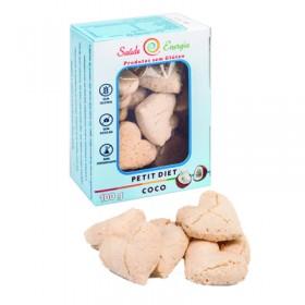 Biscoito Caseiro Diet de Coco Saúde e Energia 100g