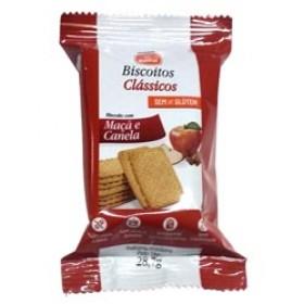 Biscoito de Maçã e Canela Sem adição de açúcar Belfar 28,7g