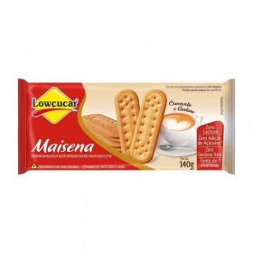 Biscoito Zero Adição de Açúcar Maisena Lowçucar 140g