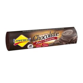 Biscoito Recheado Diet Sabor Chocolate Lowçucar 120g