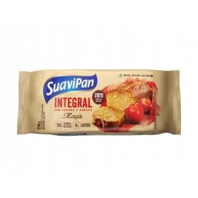 Bolo Integral Zero Adição de Açúcar Maça Suavipan 250g