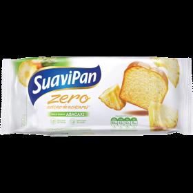 Bolo Zero Adição de Açúcar Abacaxi Suavipan 250g