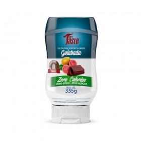 Calda Zero Açúcar Goiabada Mrs Taste 335g