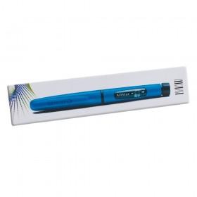 Caneta AllStar Azul para Aplicação de Insulina Lantus e Apidra - Antiga Clickstar