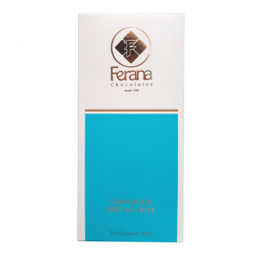 Chocolate ao Leite Diet Ferana 100g