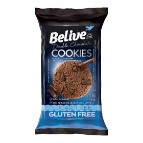 Cookies Diet de Chocolate com pedaços de Chocolate 34g Belive