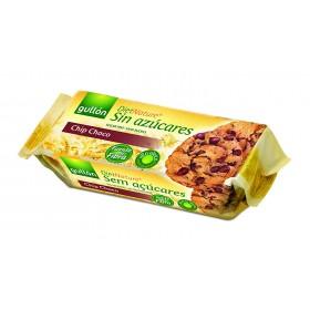 Cookies Sem Açúcar com Gotas de Chocolate Chip Choco Gullón 150g