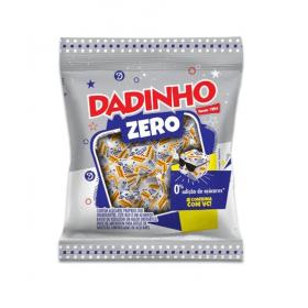 Doce de Amendoim Dadinho Zero Adição de Açúcar 90g