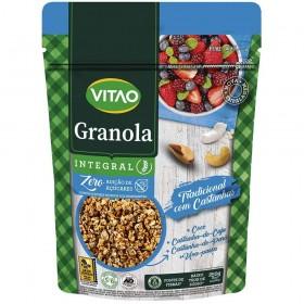 Granola Integral Zero Adição de Açúcar Vegano Vitao 250g