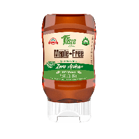 Calda Melado Zero Açúcar Vegano Maple Mrs Taste 280g