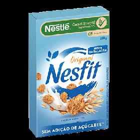 Cereal Integral Sem Adição de Açúcar Nesfit Nestlé 220g