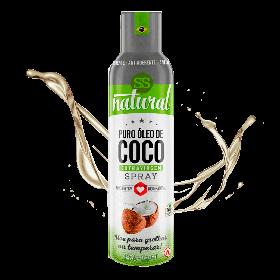 Óleo de Coco Extravirgem Spray SS Natural 128mL