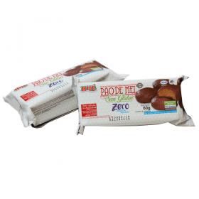 Pão de Mel Sem Adição de Açúcar Sem Glúten Vegano Hué 70g