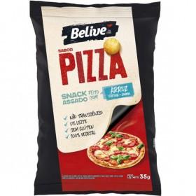 Salgadinho Sem Glúten Pizza Belive 35g