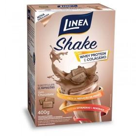 Shake Zero Adição de Açúcar Chocolate Linea 400g