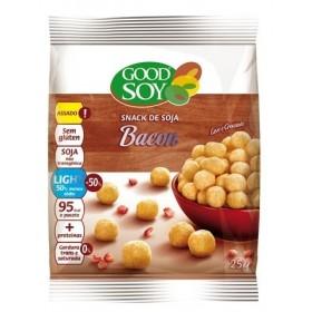 Snack de Soja Sabor Bacon Good Soy 25g