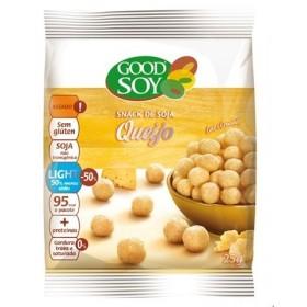 Snack de Soja Sabor Queijo Good Soy 25g