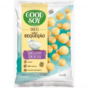 Snack de Soja Sabor Requeijão Good Soy 25g