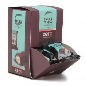 Trufa Chocolate ao Leite com Coco Zero Adição de Açúcar Phinus 15g